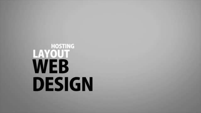 Web Design Kinetic video