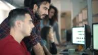istock Web designers at work. 694216918