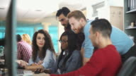 istock Web designers at work. 856189198