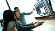 istock Web designers at work. 860804562