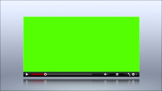 web interface video