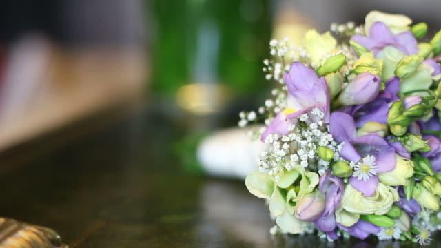 Wedding Bouquets - HD & PAL video