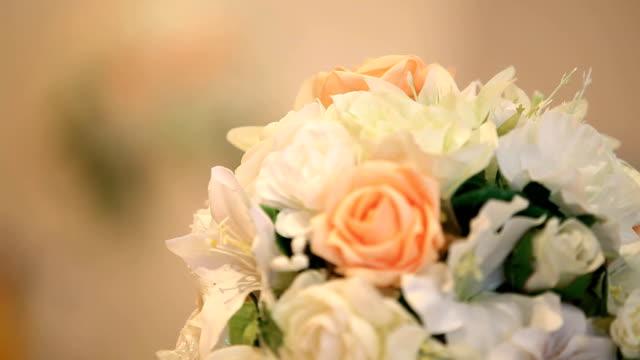 結婚式のブーケ ビデオ
