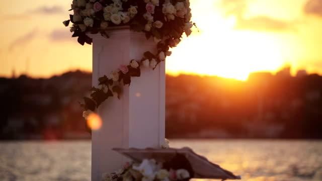 Ceremonia de boda - vídeo