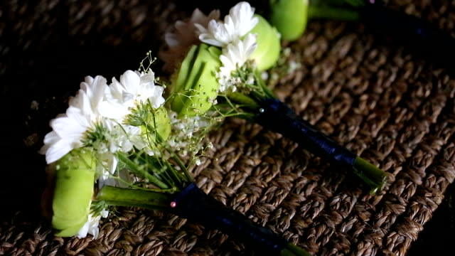 wedding corsage. - prom fashion stock videos and b-roll footage