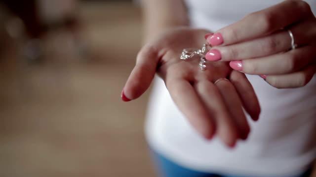 vidéos et rushes de bijoux de mariage - joaillerie