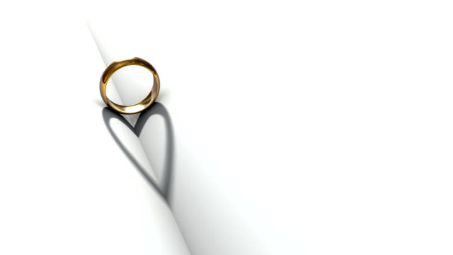 Wedding Ring Book (HD Alpha) video