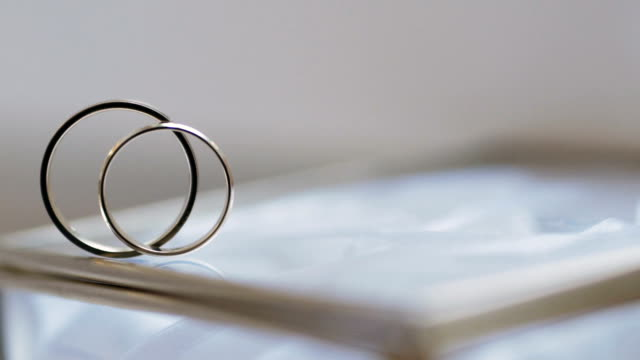 Wedding Rings, Love, Romance, Togetherness video