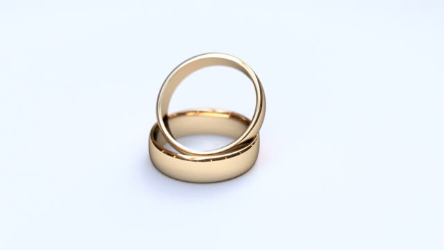 結婚リング - 指輪点の映像素材/bロール