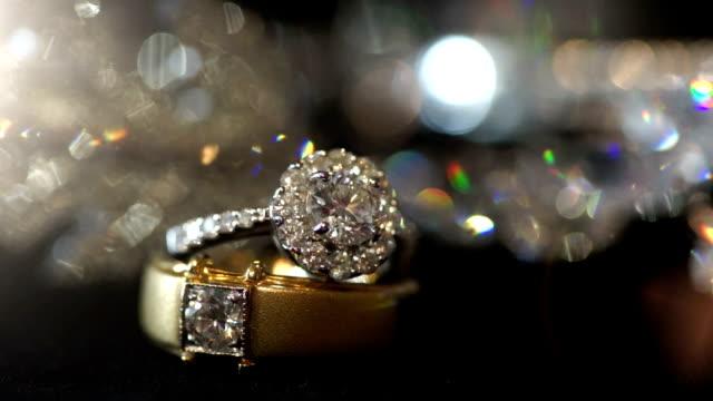 Royalty Free Diamond Ring Hd Video 4k Stock Footage B Roll Istock