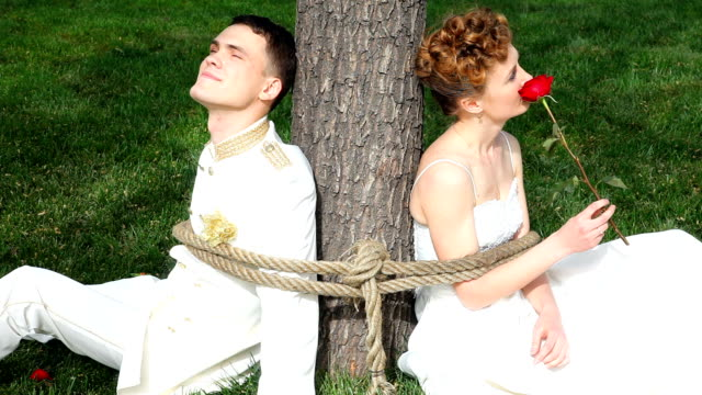 Wedding rope video