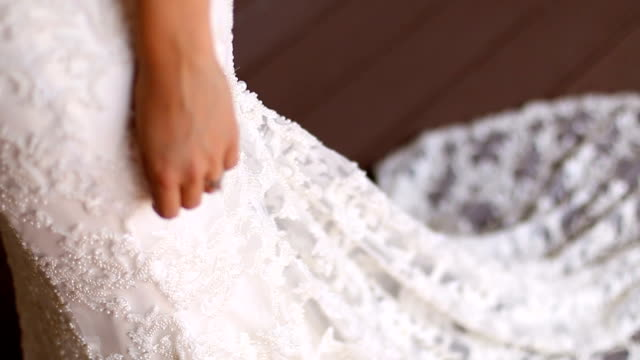 wedding scene - wedding fashion stock videos and b-roll footage