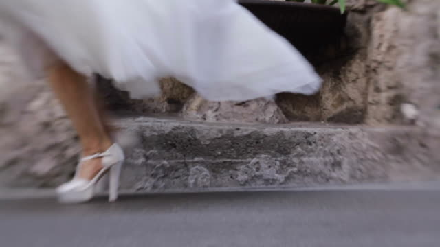 matrimonio - fuggitivo video stock e b–roll