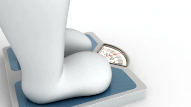 stockvideo's en b-roll-footage met weight loss - slank