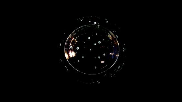 Weird Bubble video
