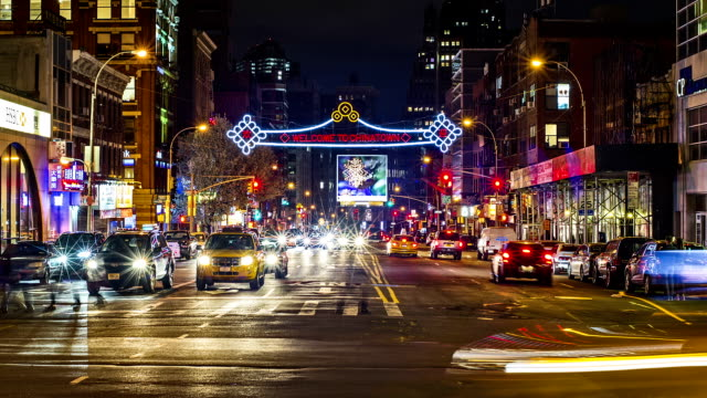 Welcome to Chinatown in NYC video
