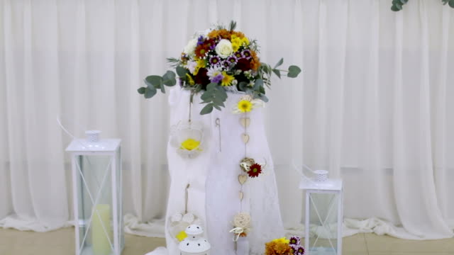 Welcome Wedding Decoration video