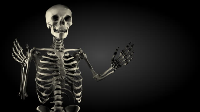 Welcoming Spokesman for Halloween video