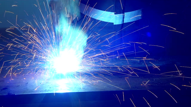 Welding and Welder video