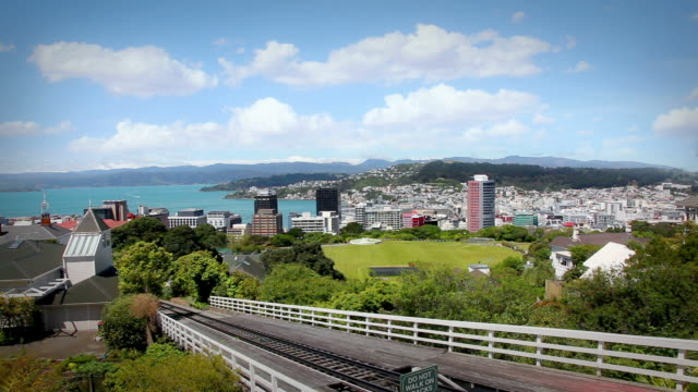 Wellington, New Zealand video
