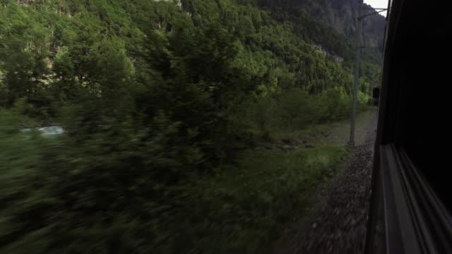 wengens tågstation - wengen bildbanksvideor och videomaterial från bakom kulisserna