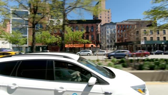 vidéos et rushes de west highway xii série synchronisé vue gauche conduite studio plaque de process - vue latérale