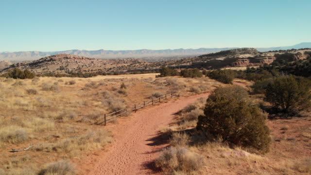 Western Colorado Desert Near Fruita in the Autumn