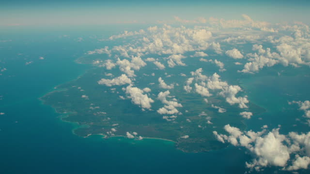 Western Jamaica Aerial View video