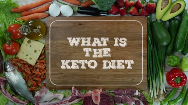 What Is the keto Diet stop motion video