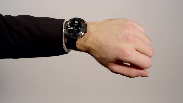 CLOSE-UP: What is the time? video