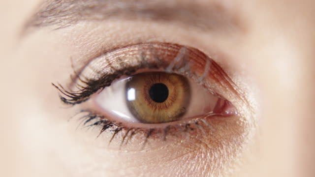 what story do your eyes tell? - wzrok filmów i materiałów b-roll