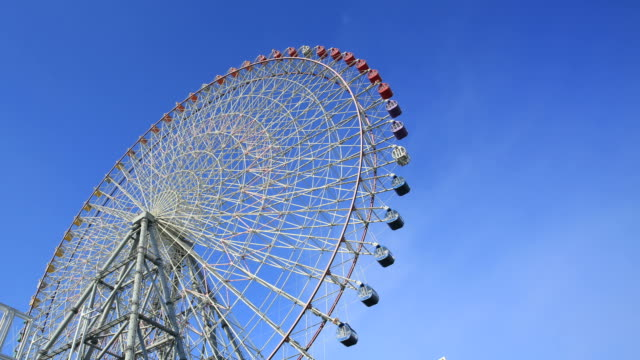 Wheel Ferris, Osaka
