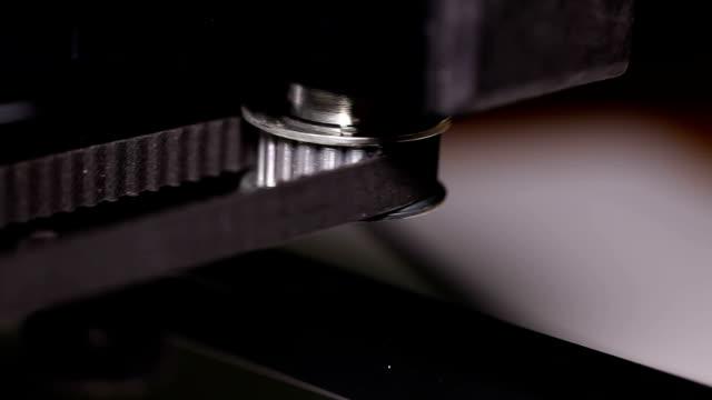 Wheel working video