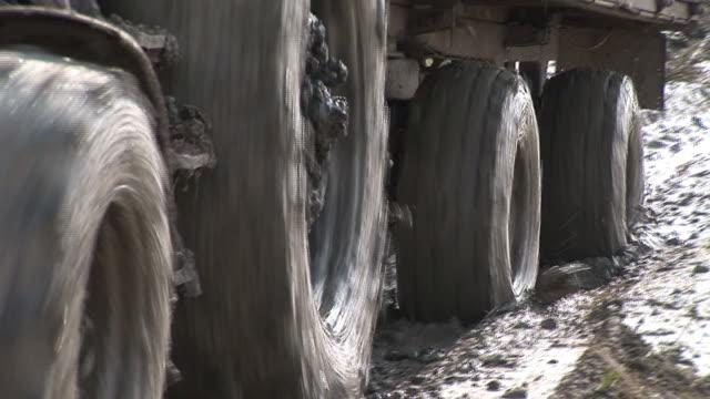Wheels in the mud video