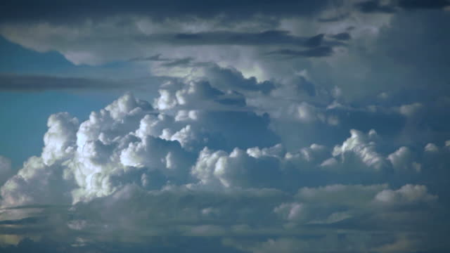 Where Storms Are Born, Extremely Awesome Cloudscape, Time Lapse video