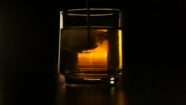 Whisky on the rocks video