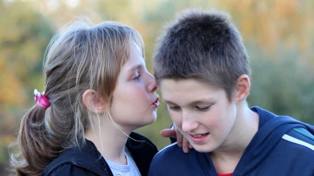 Whispering video