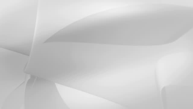 4k weiß abstrakt endlos wiederholbar - cosmic abstract background with stock-videos und b-roll-filmmaterial