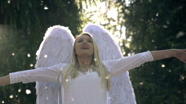 White Angel video