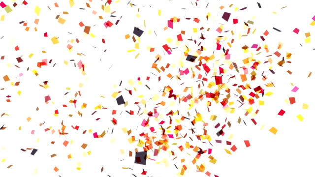 White Confetti Explosion Backgrounds fireworks videos stock videos & royalty-free footage