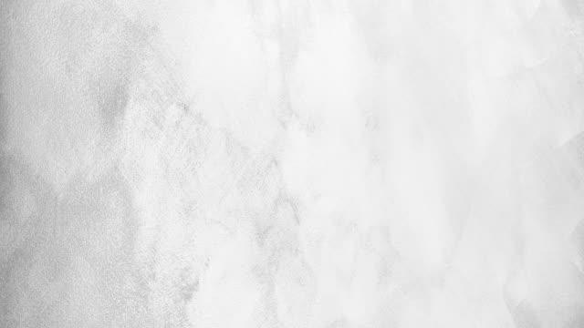 vidéos et rushes de images de fond d'animation de mouvement de tache de grain blanc. - image teintée