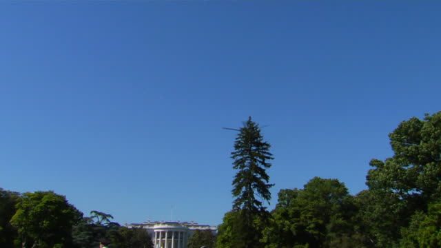 HD White House Copter (1080/24P) video