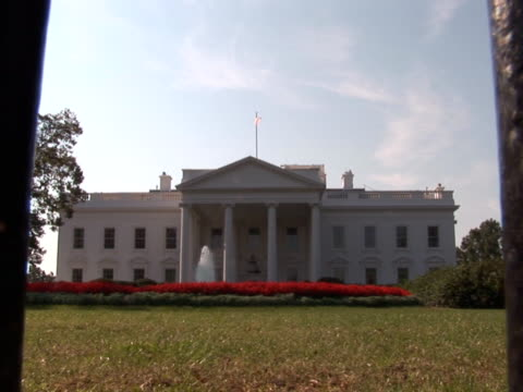 NTSC: White House - zoom in video