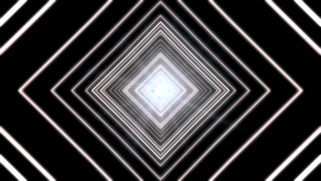 White Infinity Background video