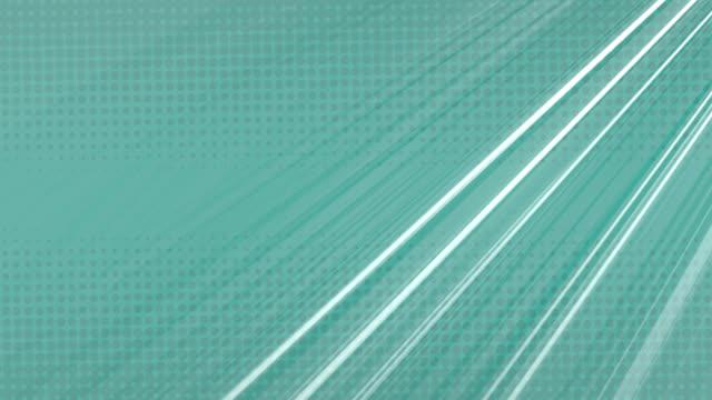 weiße lichtspuren bewegen sich vor grünem hintergrund - begriffssymbol stock-videos und b-roll-filmmaterial