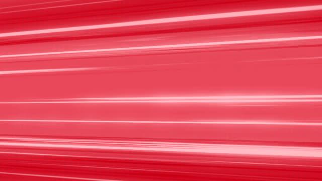 weiße lichtspuren bewegen sich vor rotem hintergrund - begriffssymbol stock-videos und b-roll-filmmaterial