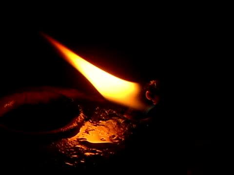 Wick of Oil Lamp video