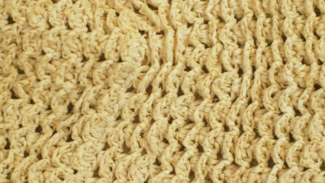 Wicker straw background