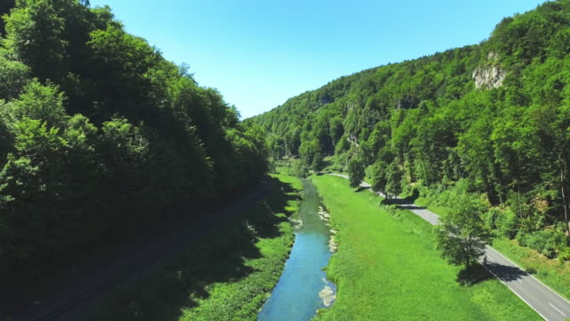 Wiesent River Valley In Franconia video