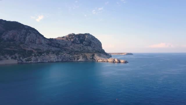 wild beauty - morze egejskie filmów i materiałów b-roll